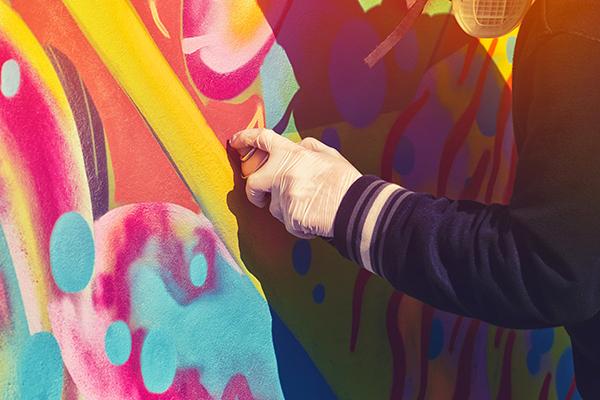 graffiti tag youmanlink
