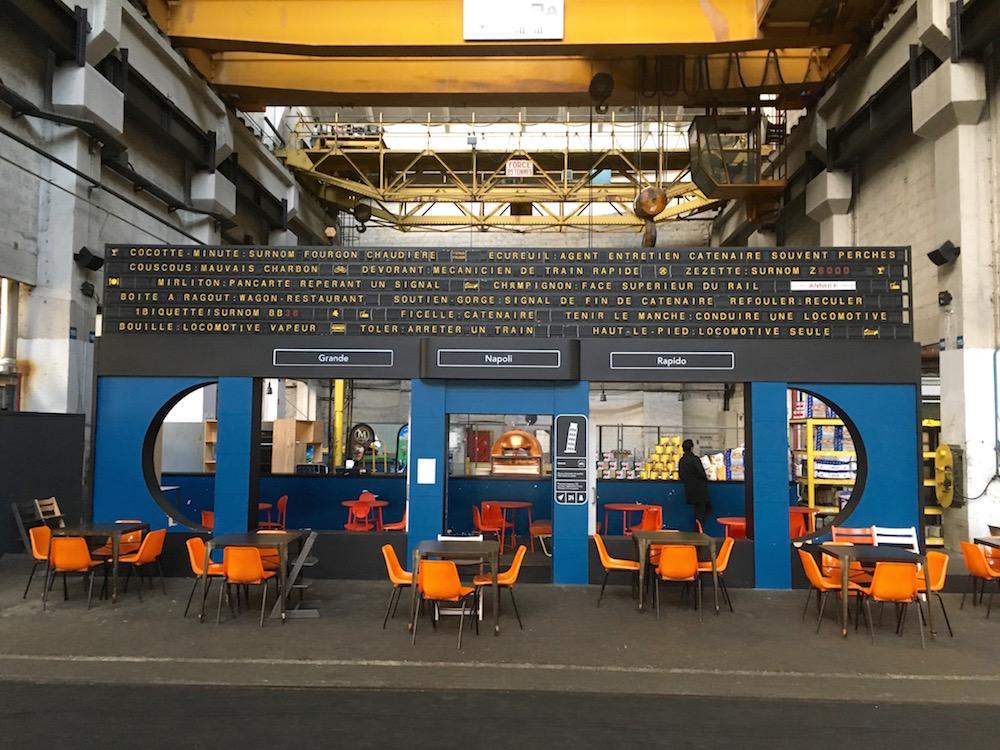 bar grand train