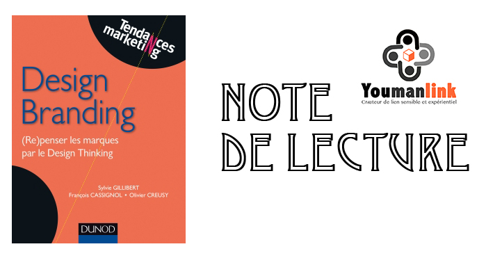 Design Branding (Re)penser les marques par le Design Thinking