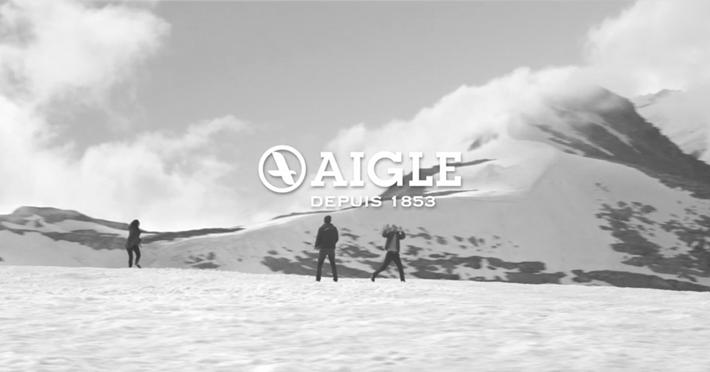 La pub pour Aigle : un concentré d'émotions
