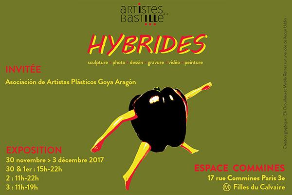 «Hybrides» : de la diversité et la créativité naît la richesse