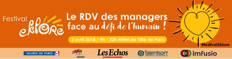 Festival Eklore : venez fêter l'humain dans le management !